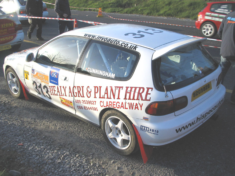 Are Any Civic Rally Cars Awd Honda Tech Honda Forum Discussion